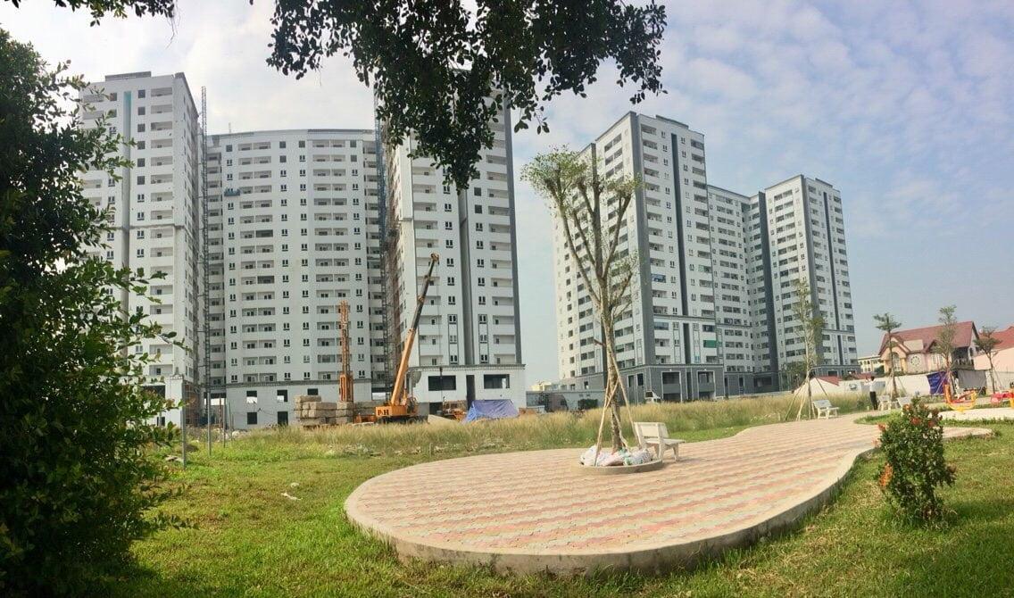 chuyển nhượng căn hộ heaven city view quận 8