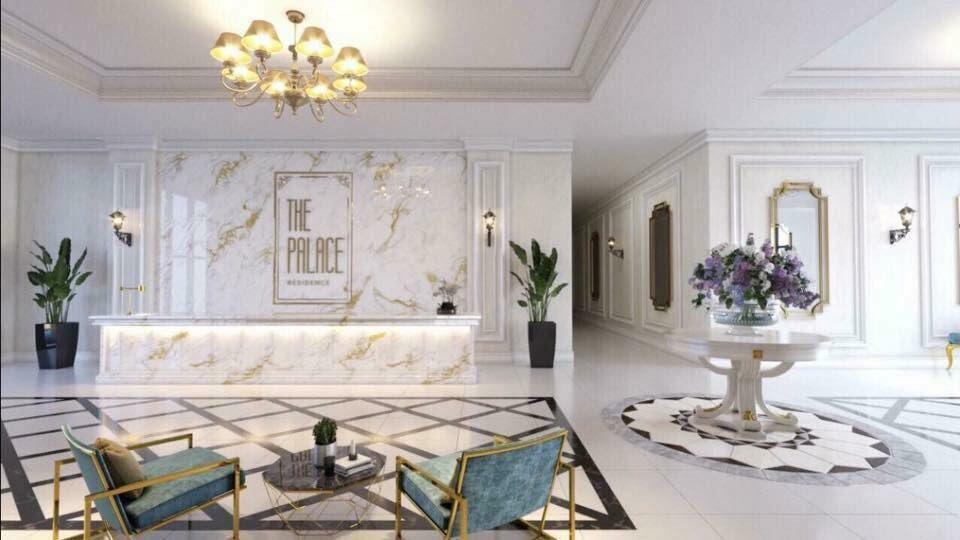 dự án The Palace Residece Quận 2