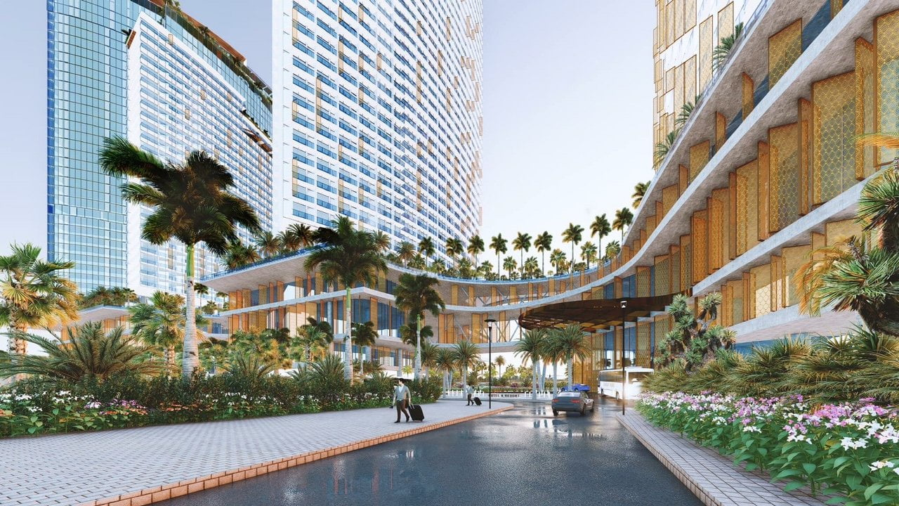 tiện ích tại Sunbay Park Hotel & Resort