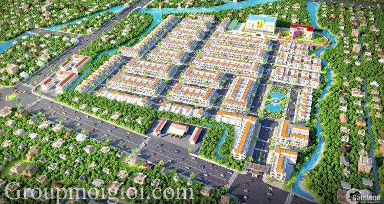 Khu dân cư Sài Gòn Centre Gate QL50 – Xem ngay trước khi mua