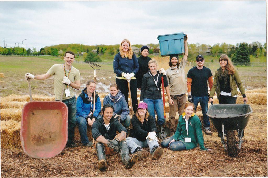 Farmstay kết hợp huấn luyện