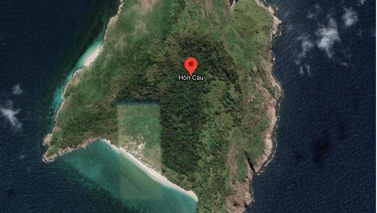 Khu nghỉ dưỡng hòn cau côn đảo