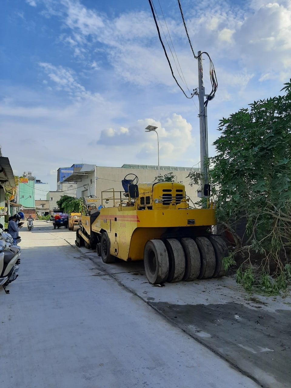 Đất nền Hẻm 51 đường 18B Bình Tân