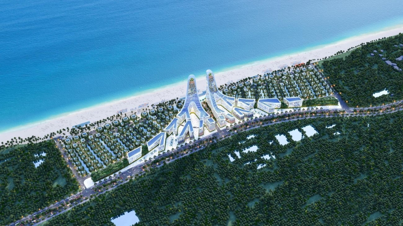 Charm Hồ Tràm Resort