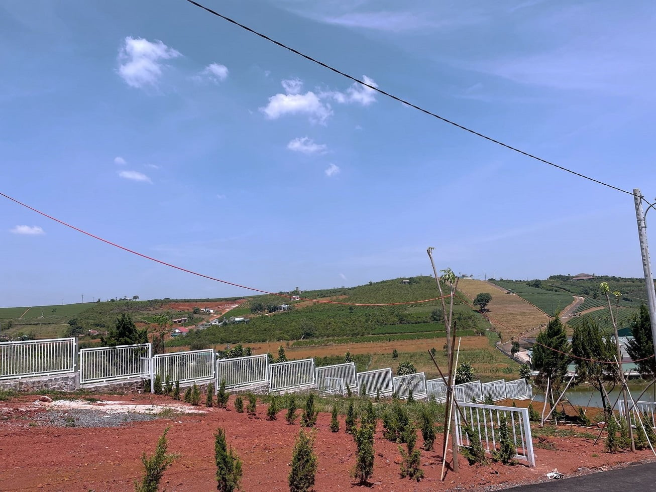Đất nền Nghỉ Dưỡng DamBri Bảo Lộc